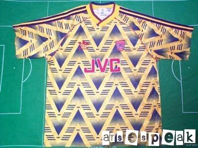 reputable site 196b3 9e99e Arsenal Away Kit 08/09 – New pictures – ArseSpeak