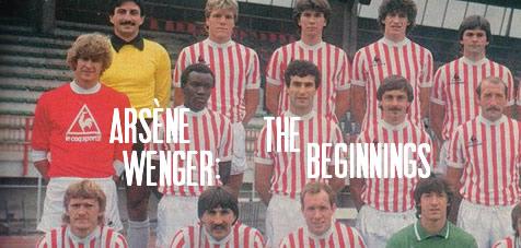 Arsene Wenger BeginningsArsene Wenger Player