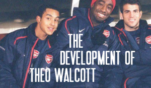 The Development of Theo Walcott